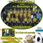 1 mei Veendam 1894 Zo1 –  vv Hunsingo