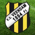 Verslag Veendam 1894 F1 – HS'88 F1