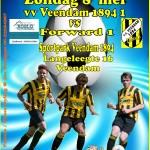 8 mei Veendam 1894 Zo1 –  Forward