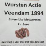 Worsten Actie Veendam 1894