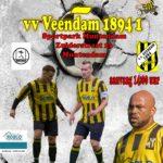 Matchday Muntendam 1 – Veendam 1894 1
