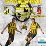 Matchday Veendam 1894 1 – WVV 1