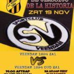 19 november El Classico de la Historia
