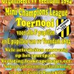Mini Champions League Toernooi