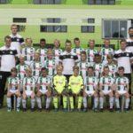 JO13-1 oefent tegen FC Groningen