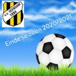 Einde seizoen 2020/2021 nadert